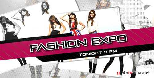 Fashion Expo - After Effects Project (Videohive)