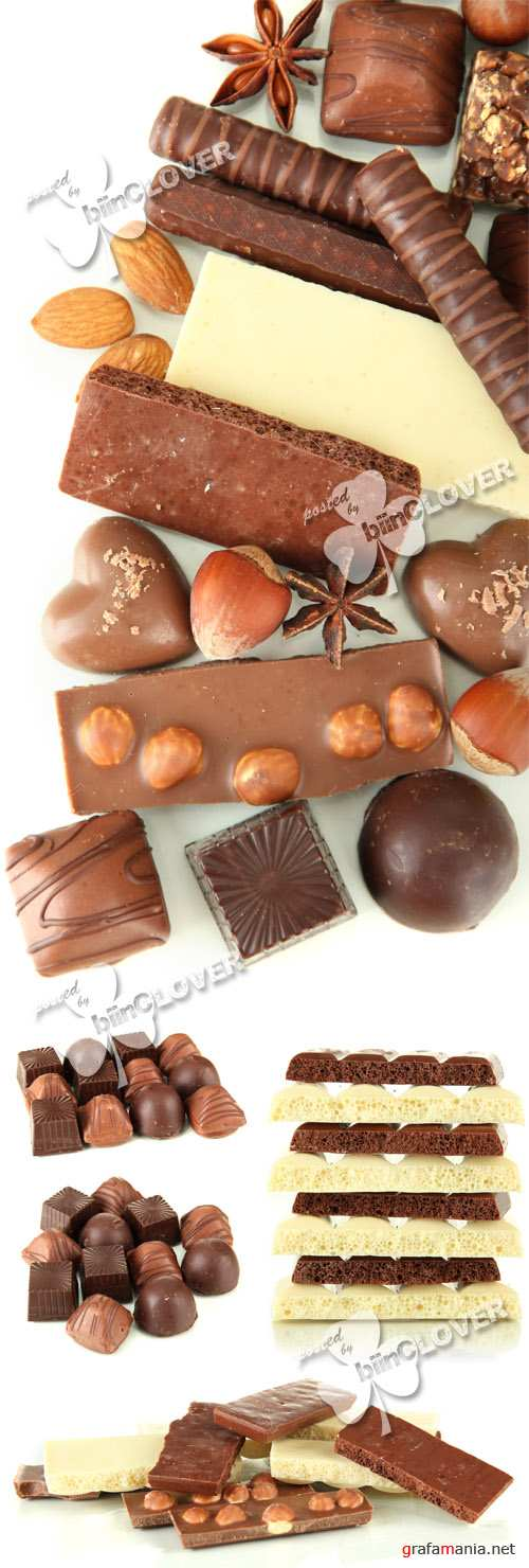 Chocolate and sweets 0403