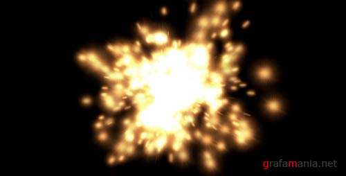 HD Cosmic Implosion Transition / Revealer 3D - Motion Graphics for After Effects (Videohive)