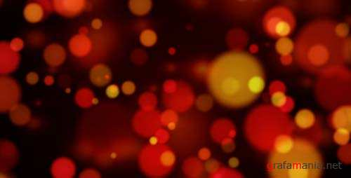 HD Strange Lights Dancing Loop - Motion Graphics for After Effects (Videohive)