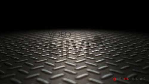 HD Industrial Metal Floor Loop - Motion Graphics for After Effects (Videohive)