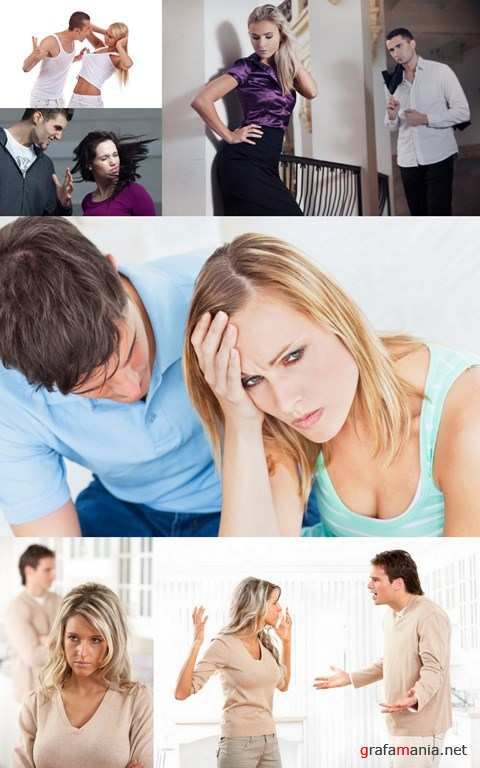Shutterstock - Domestic Abuse