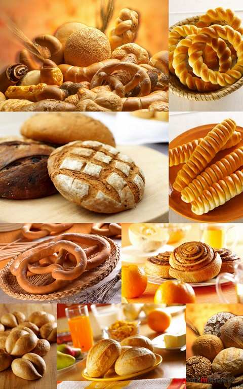 Bread Products Collection