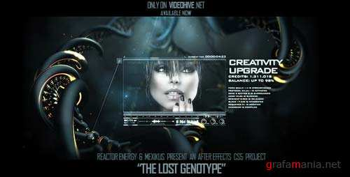 The Lost Genotype - After Effects Project (Videohive)
