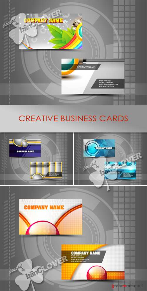 Creative business cards 0439