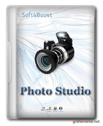 Soft4Boost Photo Studio 3.4.1.151 Retail