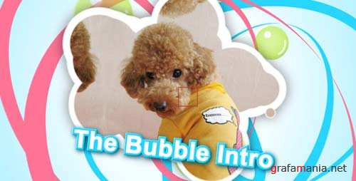 The Bubble Intro - After Effects Project (Videohive)