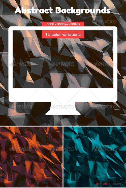GraphicRiver Abstract Backgrounds 5103471