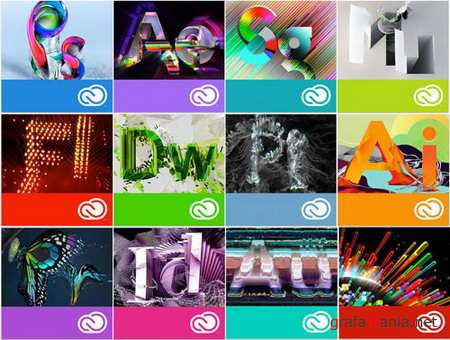 Adobe CC Collection 2013 (ML|RUS)
