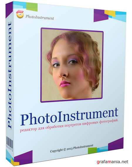 PhotoInstrument 6.4 Build 641 Final & Portable