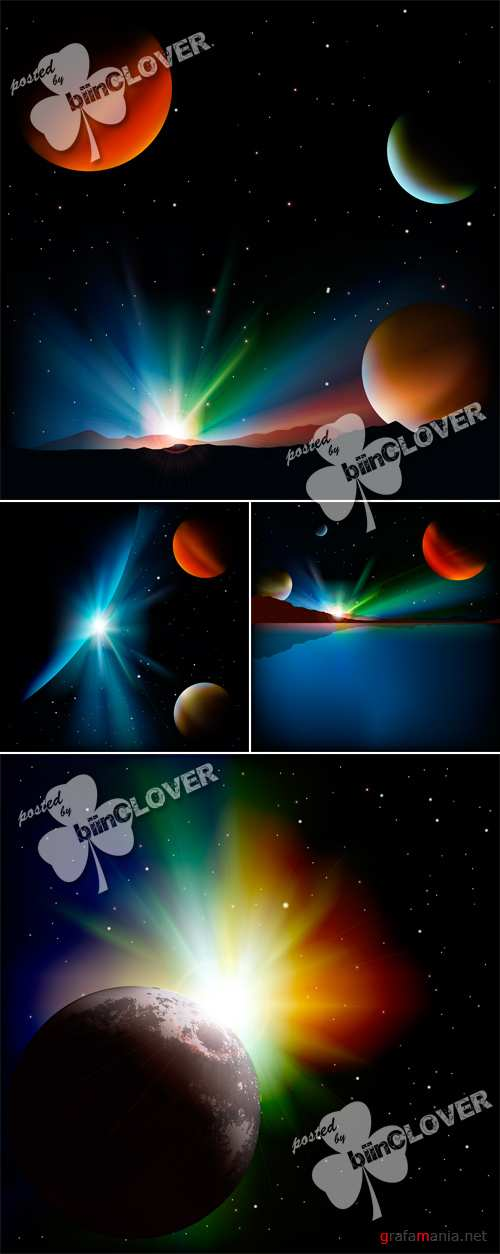 Space background 0460