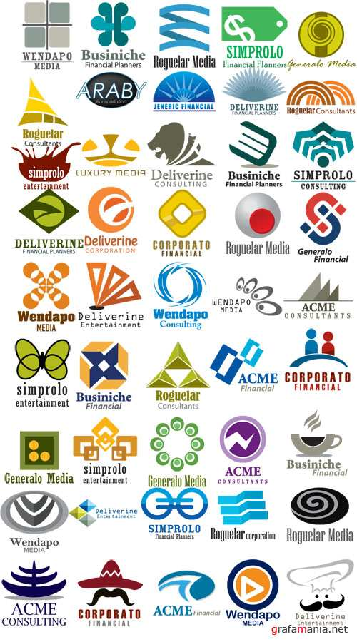 51 Business Logo Templates