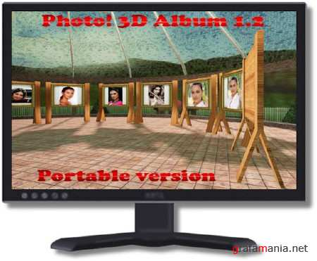 Photo! 3D Album 1.2 Portable by KGS