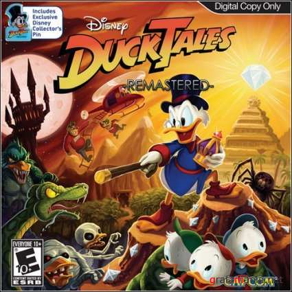 DuckTales: Remastered (2013/ENG/RePack by R.G.Механики)