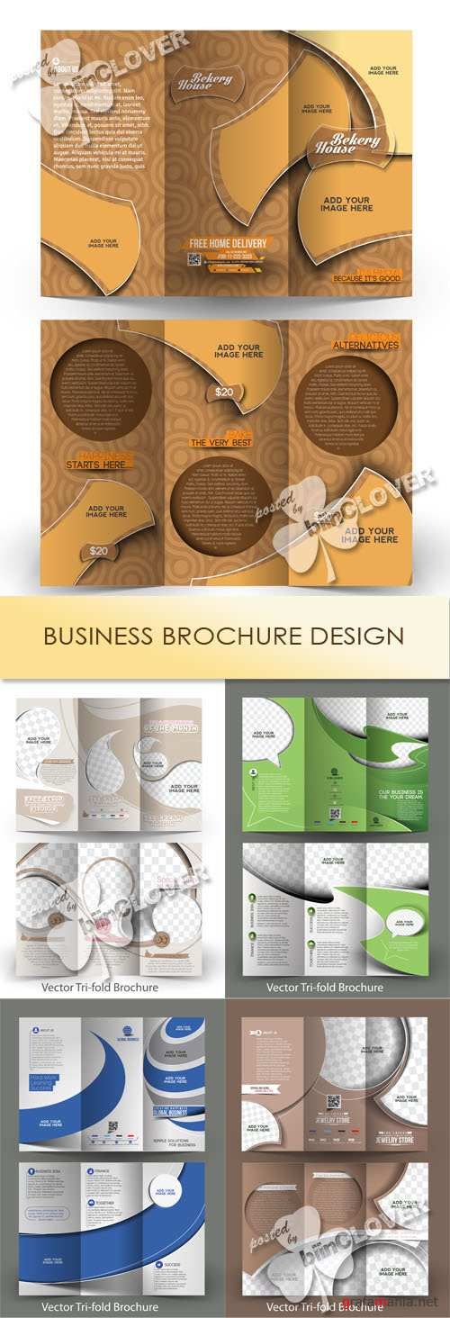 Business brochure design 0476