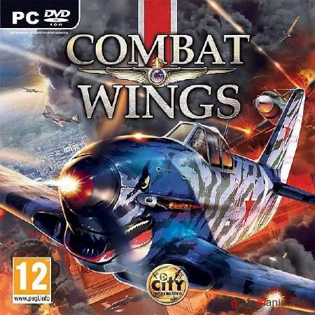 Combat Wings: Стальные птицы / DogFight 1942 (2012/RUS/ENG/Multi7/RePack by VANSIK)
