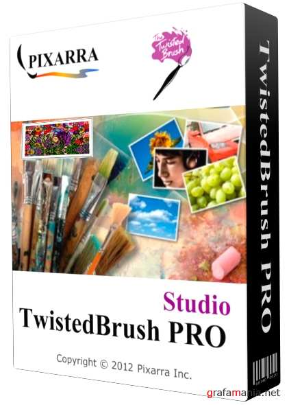 TwistedBrush Pro Studio 20.02 Final