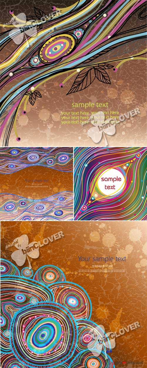 Abstract grunge backgrounds 0491