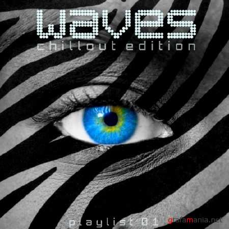 Waves Playlist 01 Chillout Edition (2013)