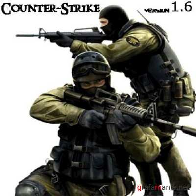 Counter-Strike v.1.6 v43 (2013/Rus)