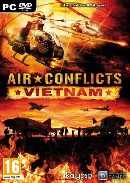 Air Conflicts: Vietnam (2013/RUS/ENG) Repack от =Чувак=