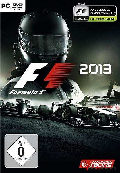 F1 2013 (2013/RUS/ENG/RiP by z10yded)