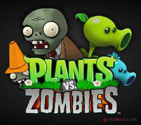Plants vs. Zombies 1.2.0.1073 (2010/Rus/Portable)