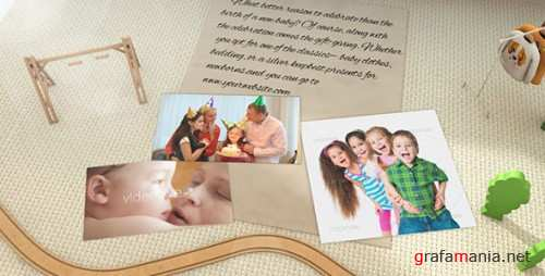 Happy Childrens Day - After Effects Project (Videohive)
