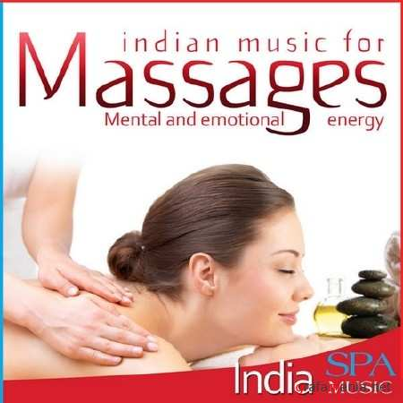 Indiana Music Orchestra - Indian Music for Massages (2013)