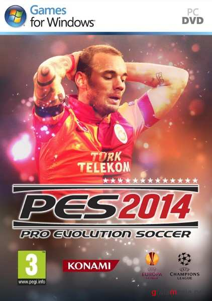 Pro Evolution Soccer 2014 + PESEdit Patch 0.2 (2013/ENG/RUS/Repack by YelloSOFT)