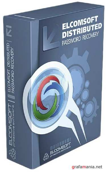 ElcomSoft Distributed Password Recovery 2.99.481 Final