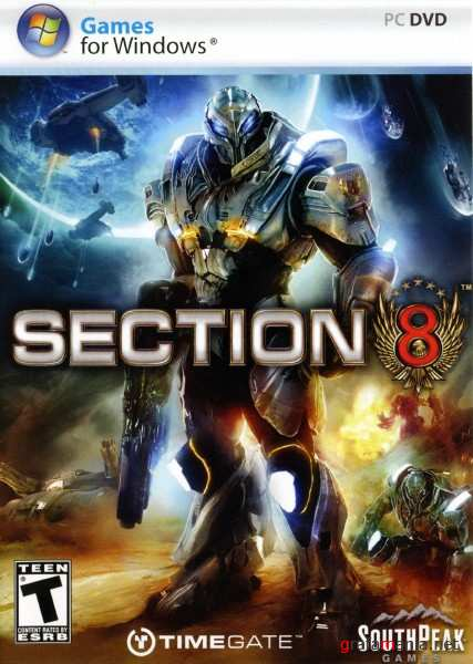Section 8 (2009/RUS/RePack by CUTA)