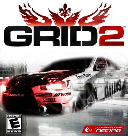 GRID 2 + 4 DLC (2013/RUS/ENG/Repack by R.G. Games)