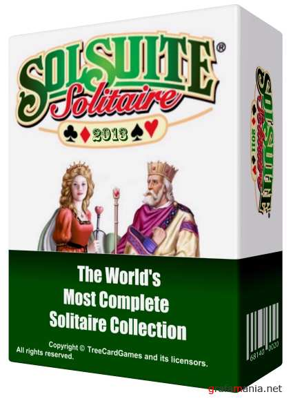 SolSuite Solitaire 2013 v13.10 (2013/ENG+RUS)