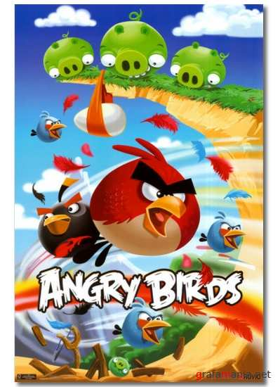 Angry Birds v3.3.2 (2013/ENG/PC)