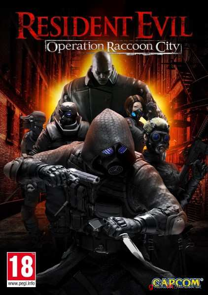 Resident Evil: Operation Raccoon City + 9 DLC (2012/RUS/ENG/MULTi/RePack by z10yded)