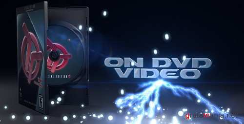 DVD Case Advertisement - After Effects Project (Videohive)