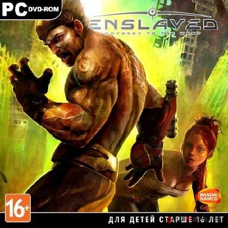 Enslaved: Odyssey to the West - Premium Edition (2013/ENG/MULTI5/Full/RePack)