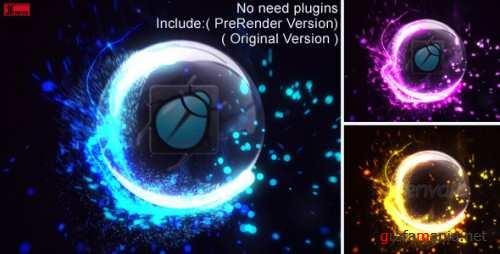 Impact Particles Reveal - After Effects Project (Videohive)