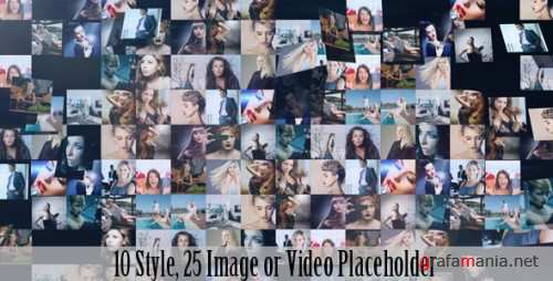 Multi-Image Logo Reveal V.2 (10in1) - After Effects Project (Videohive)