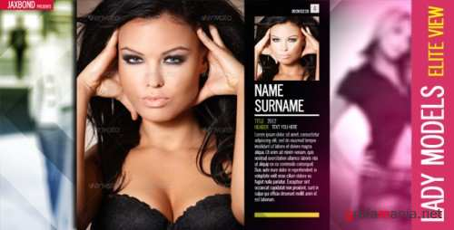 Lady Models - After Effects Project (Videohive)