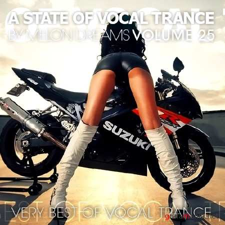 A State Of Vocal Trance Volume 25 (2013)