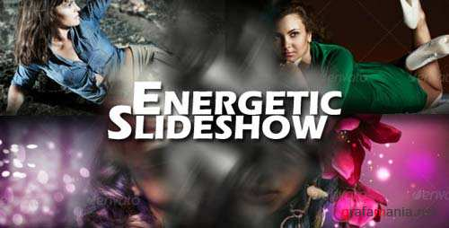 Energetic Slideshow - After Effects Project (Videohive)