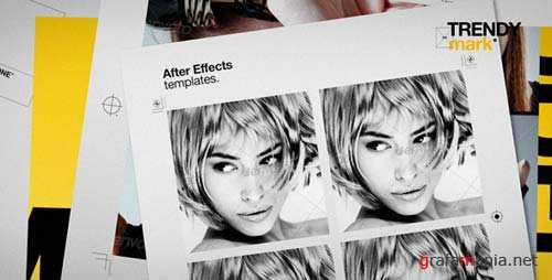 Trendy Mark - After Effects Project (Videohive)