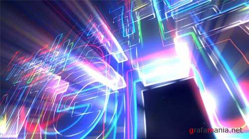 Neon Opener - for Logos and Texts - After Effects Project (Videohive)