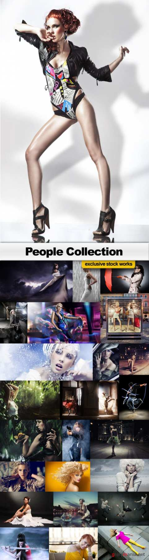People Collection - 25 JPEG