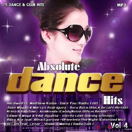 Absolute Dance Hits Vol.4 (2013)