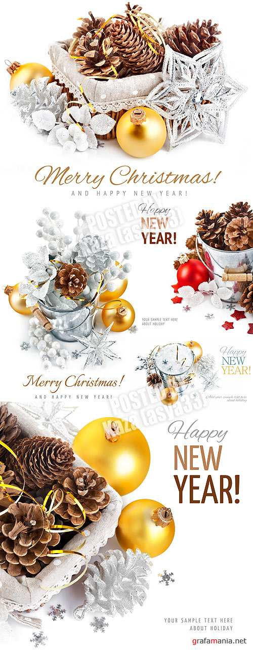 New Year decorations 2