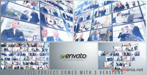 Multi Video Logo/Text Opener - After Effects Project (Videohive)