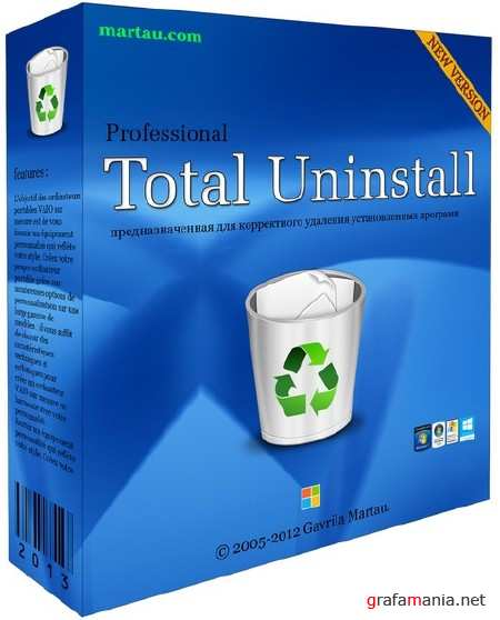 Total Uninstall Pro 6.3.4 RePacK by KpoJIuK